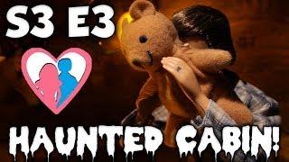 "The Barbie Happy Family Show S3 E3 ""Haunted Cabin!"""