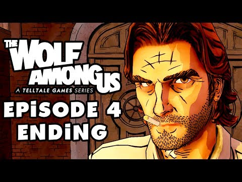 The Wolf Among Us : Episode 4 - In Sheep's Clothing Xbox 360