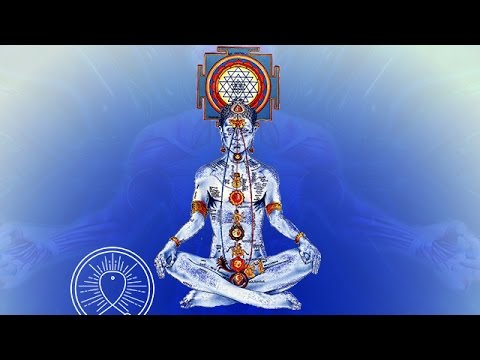 Sleep Chakra Meditation Music: Throat Chakra Meditation Balancing & Healing Sleep Meditation Music (видео)