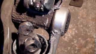 6. BMW R1200 RT Drive Shaft Failure