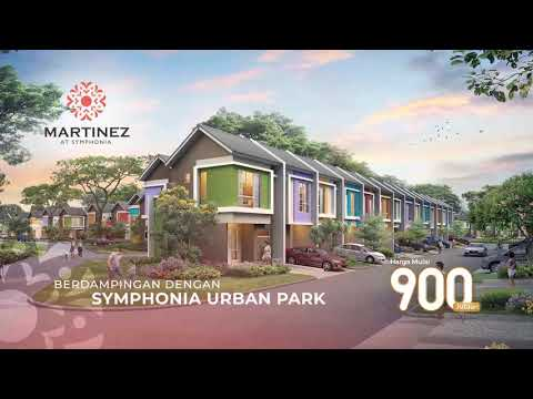 Coming Soon! Cluster Martinez at Symphonia, Summarecon Serpong