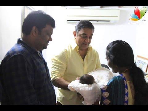 Kamal-Hassan-makes-Thoongavanam-Director-family-emotional-Hot-Tamil-Cinema-News-Rajini-Kabali