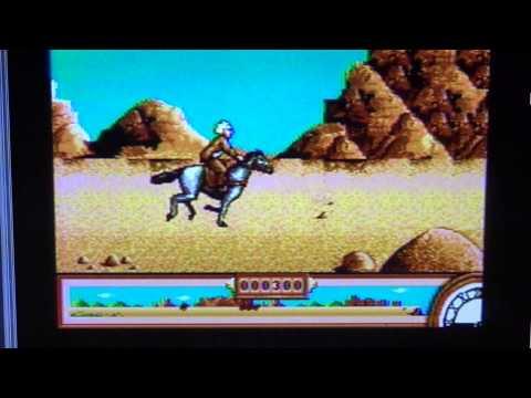 Back to the Future Part III Atari