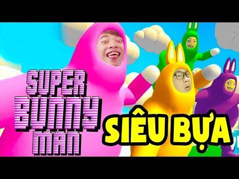 CHANNY TROLL BURON BỊ BIẾN THÀNH NGƯỜI THỎ | Super Bunny Man (Channy Chơi Game Bựa) - Thời lượng: 13:12.