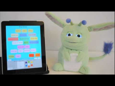 Popchilla as an Autism Therapy Tool: Prototype iPad App