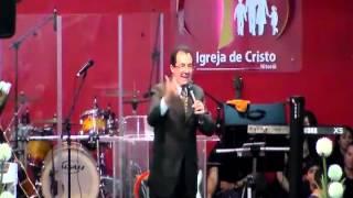 17º Aniversário Da Igreja De Cristo Em Niterói  Dia 06-10-2012 Mensagem Com Pr. Silmar Coelho