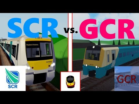 SCR vs. GCR - The Versus Series
