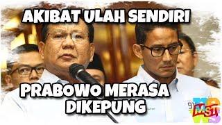 Video Gerindra Merasa Prabowo Dikepung, Ulahnya Sendiri Membuatnya Demikian. MP3, 3GP, MP4, WEBM, AVI, FLV Oktober 2018