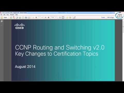 CCNP Route 300-101 Overview