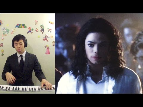 Michael Jackson – Ghost Performed by Video Game Pianist™