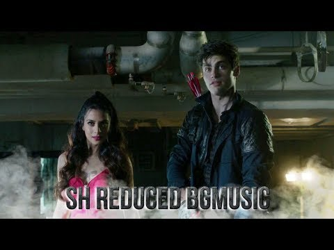 Shadowhunters Reduced BGMusic 01x03 - Alec and Izzy fights with the vampires