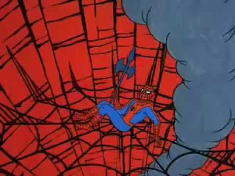 Spiderman 1967 - Cloud City Of Gold