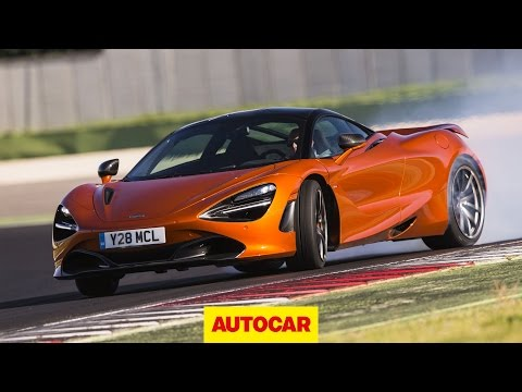 McLaren 720S Review | McLaren's new Ferrari-rivalling supercar | Autocar (видео)
