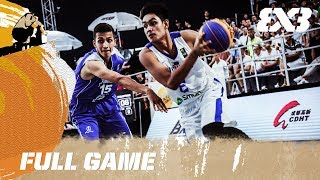 Watch the full game between the Philippines and Turkmenistan from day 3 of the FIBA 3x3 U18 World Cup. Subscribe to the FIBA3x3 channel: http://bit.do/Subscr...