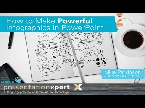 How to make an infographic on powerpoint