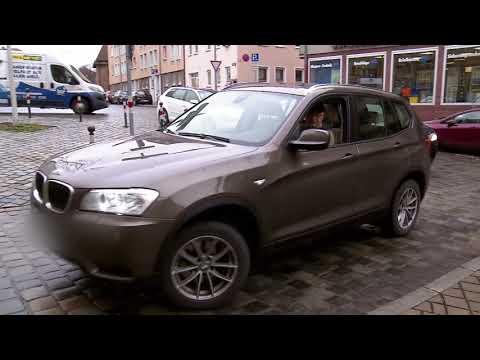 Nürnberg: SUVs verstopfen die Innenstad - der Trend ...