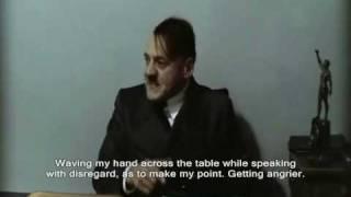 Hitler Parody: Literal Video Version