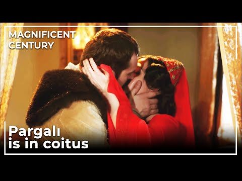 Nigar And Pargalı Slept Together On The Wedding Night | Magnificent Century