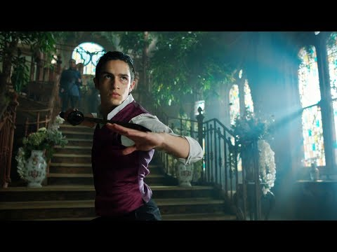 Into The Badlands Season 3  episode 2- MK vs Moon Fight scene 4k