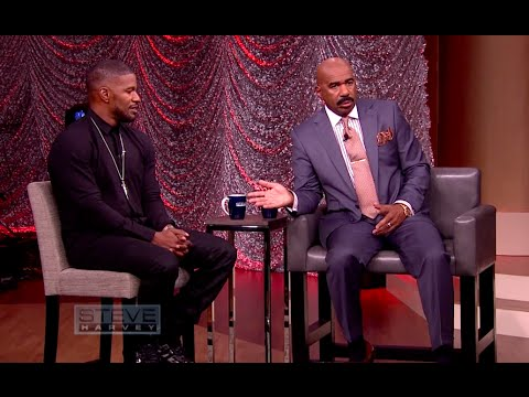 Love Him or Leave Him with Jamie Foxx || STEVE HARVEY
