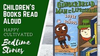 Gingerbread Man and Leprechaun Book Read Aloud | St Patricks Day Books for Kids | Kids Books