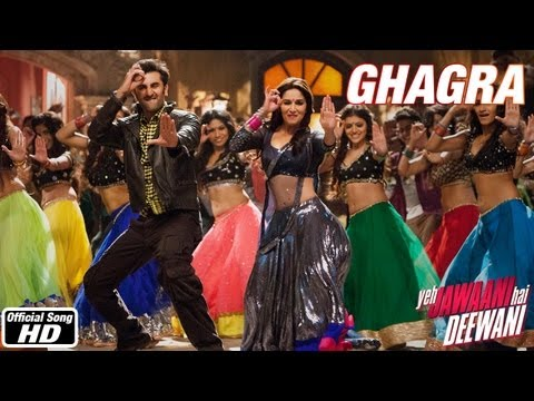 Madhuri Dixit, Ranbir Kapoor - Ghagra - Song Video - Yeh Jawaani Hai Deewani