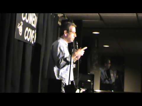 Comic Dave Evans  Comedy Cove March 21 2013