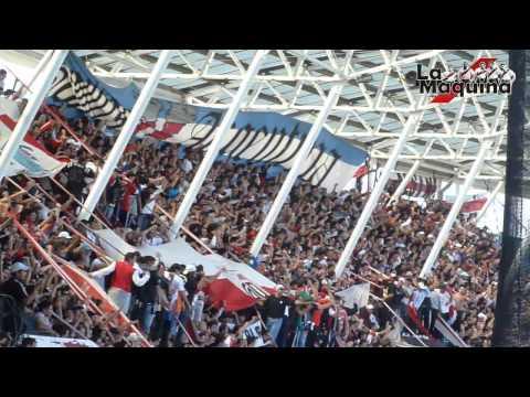 """""""Todos de la cabeza en el Monumental + GOL """" (Torneo Final 2013 - Racing vs River Plate) - Los Borrachos del Tablón - River Plate - Argentina - América del Sur"""