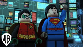 Nonton Trailer   Lego Dc Comics Super Heroes   Justice League  Gotham City Breakout Film Subtitle Indonesia Streaming Movie Download