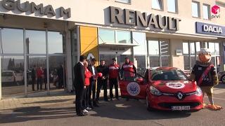 ''Guma X'' rent-a-car uručio novi Renault Clio HMRK Zrinjski