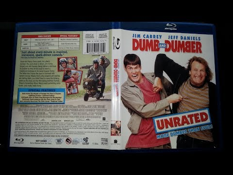 Dumb And Dumber Unrated Blu-Ray Product Review