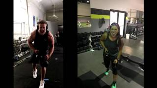 JJ Watt Snapchat Workout Parody