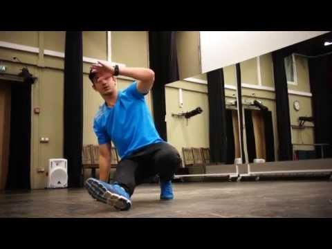 Брейк Данс: базовые элементы. Видео урок от Артема Шустрого.