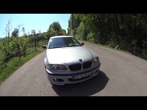 Bmw e46 330D-Turbo- custom exhaust- remap 270 hp