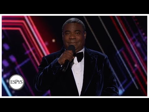 Tracy Morgan roasts Knicks and Browns, celebrates USWNT in ESPYS monologue | 2019 ESPYS