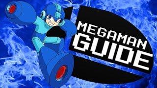 Mega Man Strategy Guide - Super Smash Bros. Wii U/3DS (Moveset, Customs, Combos & Techniques)