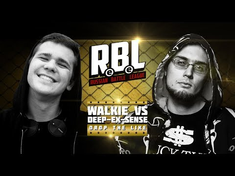 RBL: DEEP-EX-SENSE Vs. WALKIE