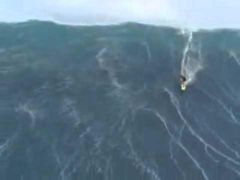 Самая большая волна в мире!!!!