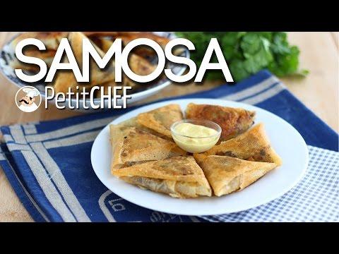 samosa - ricetta indiana