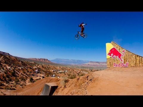 redbull - Red Bull Rampage - unforgiving, scary, treacherous - and the best event of the year for freeride mountain bikers. From the building to the buildup, check out...