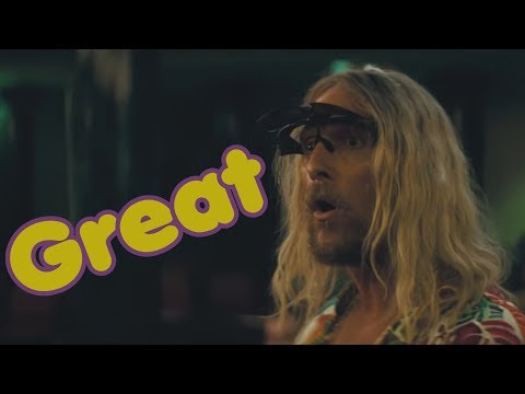 Why The Beach Bum is Great (spoilers)