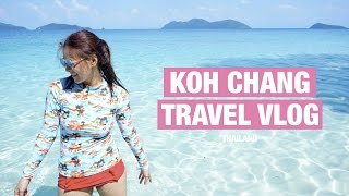 Koh Chang Thailand  city photo : Travel Vlog: Koh Chang 2015 // Pajamas Hostel