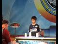 סרטון אלוף העולם בסידור כוסות