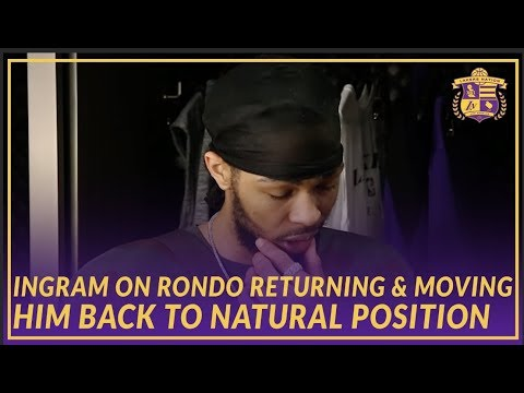 Video: Lakers Post Game: Ingram on Rondo Returning Thursday Moving Him Back To Natural Position