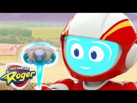 Space Ranger Roger | Roger's Ranger Rescue | HD Full Episodes 8 |  Cartoons For Children