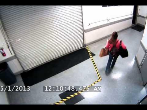 Gaby Rivero es Captada por una Cámara de Seguridad (EXCLUSIVO) - Thumbnail