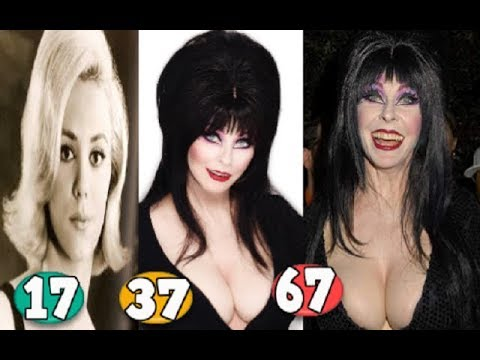 Cassandra Peterson ♕ Transformation From 20 To 67 Years OLD