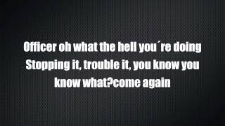 Taio Cruz - Hangover lyrics