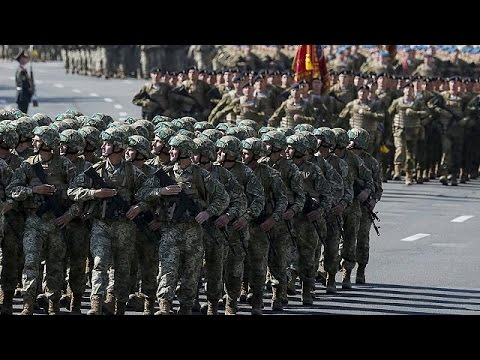 Κίεβο: Η ευάλωτη Ανεξαρτησία έγινε 25 ετών