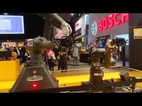NIKON / BOLT Robotics | CES 2018
